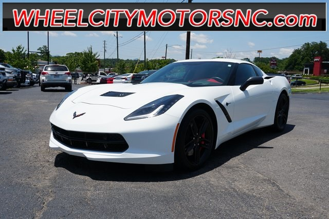 2016 Chevrolet Corvette Stingray Z51 Asheville NC