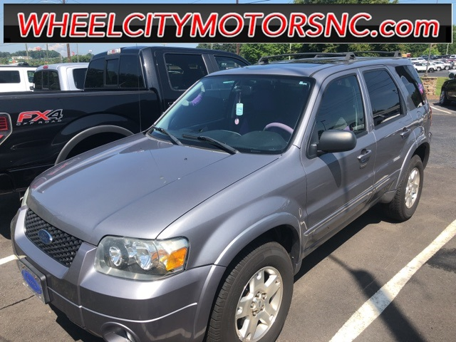 2007 Ford Escape Limited Asheville NC