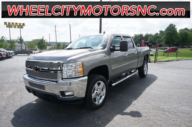 2014 Chevrolet Silverado 2500HD LT for sale by dealer