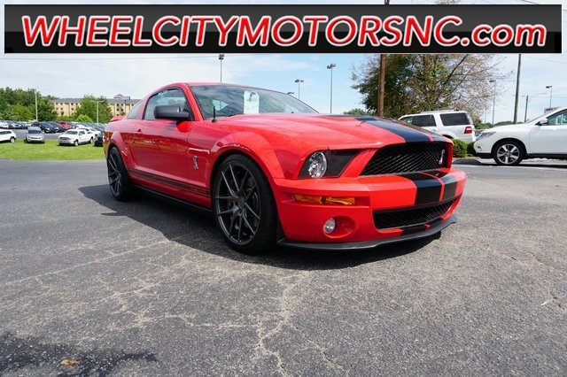 2008 Ford Mustang Shelby GT500 for sale by dealer