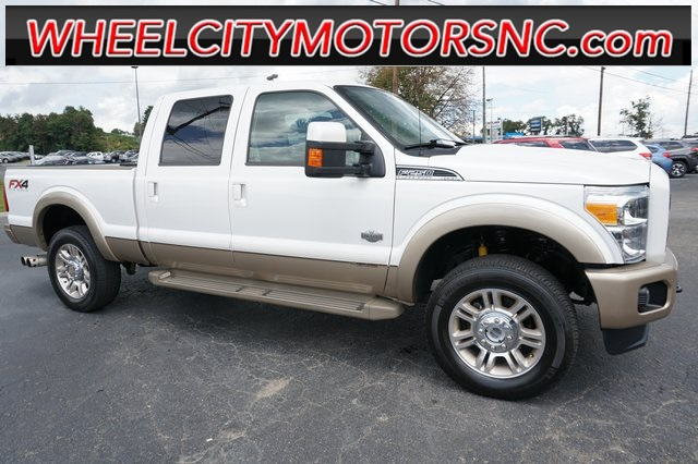 2014 Ford F-250SD King Ranch for sale by dealer