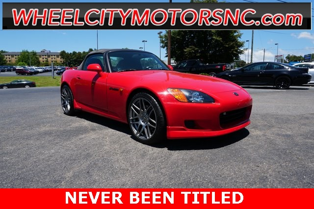 2000 Honda S2000 Base for sale by dealer