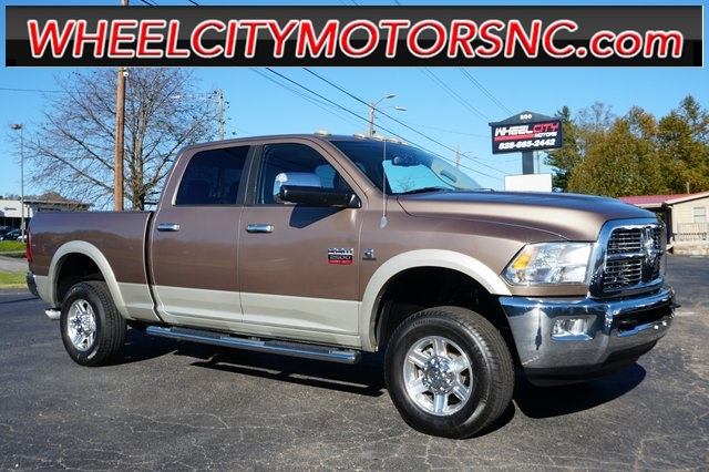 2010 Dodge Ram 2500 Laramie for sale by dealer