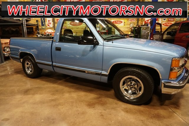 1997 Chevrolet C/K 1500 Silverado for sale by dealer