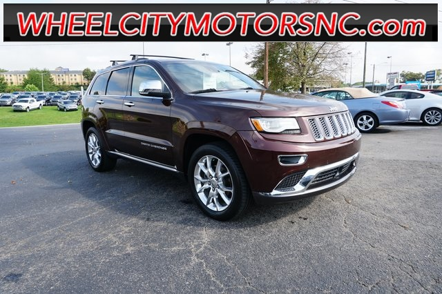 2014 Jeep Grand Cherokee Summit for sale by dealer
