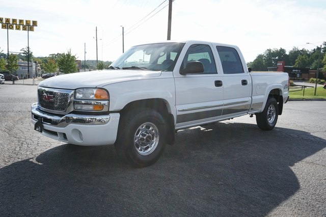 2003 GMC Sierra 1500HD SLE for sale by dealer