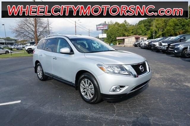 2013 Nissan Pathfinder Sl For Sale In Asheville
