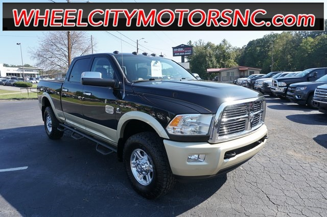 2011 Ram 3500 Laramie Longhorn for sale by dealer