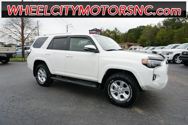 2017 Toyota 4Runner SR5 Premium for sale by dealer