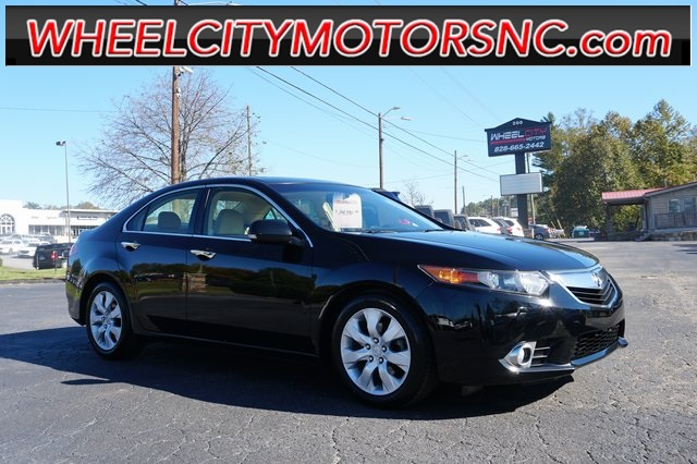 2012 Acura TSX 2.4 for sale by dealer