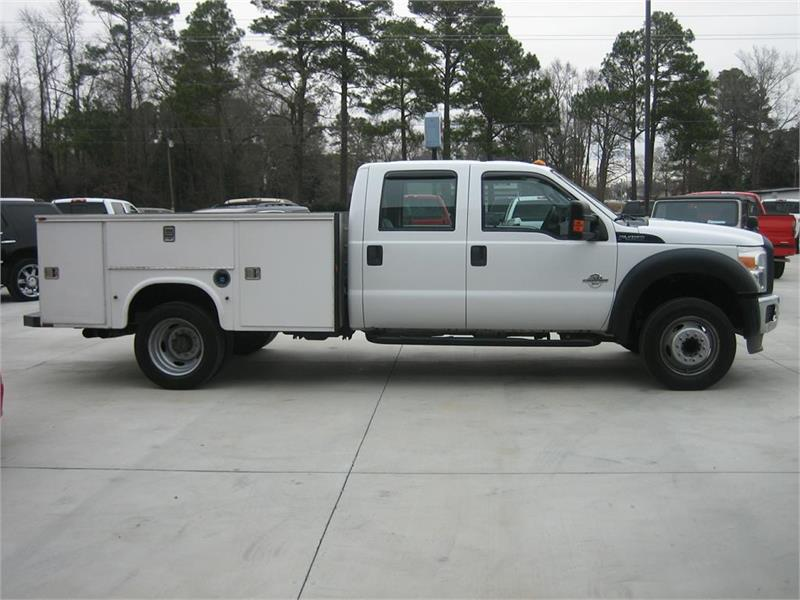2011 FORD F450 SUPER DUTY for sale by dealer