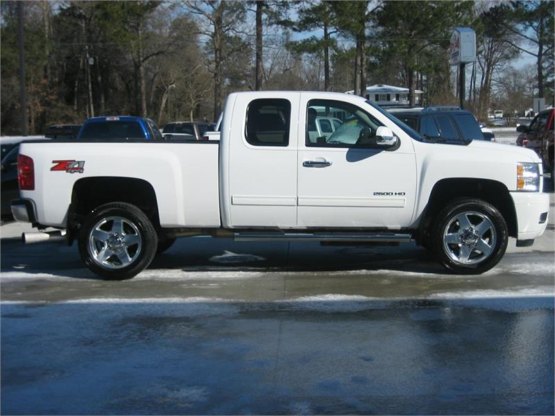 2013 CHEVROLET SILVERADO K2500HD LT for sale by dealer