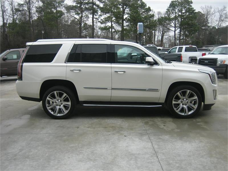 2015 CADILLAC ESCALADE LUXURY for sale by dealer