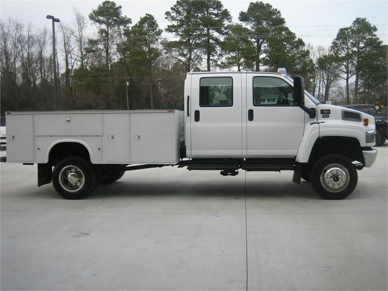 2006 GMC 5500 for sale by dealer