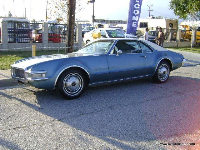 1968 Oldsmobile Toronado for sale by dealer