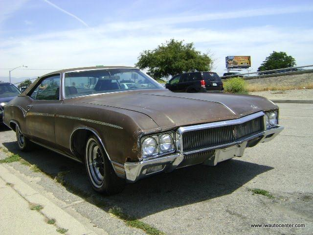 1970 Buick Riveria for sale by dealer
