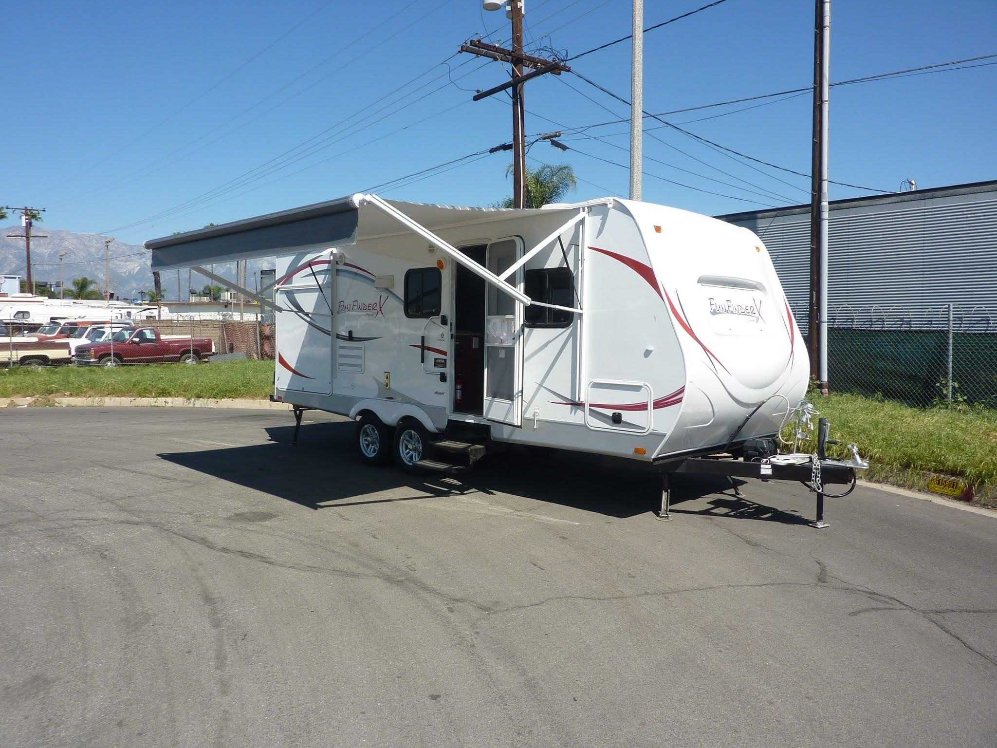 2015 Fun Finder X215WSK for sale by dealer