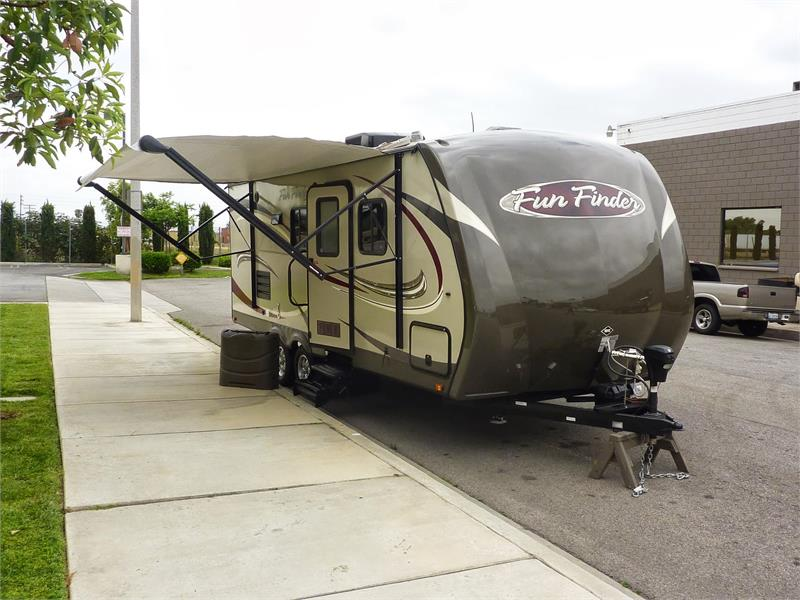 2015 BRAND NEW FUNFINDER 265RBSS   for sale by dealer