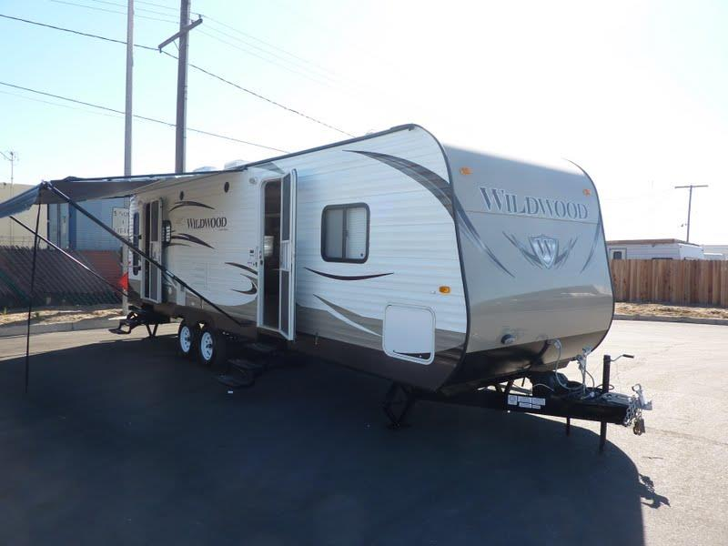 2015 NEW FOREST RIVER WILDWOOD T27RLS for sale by dealer