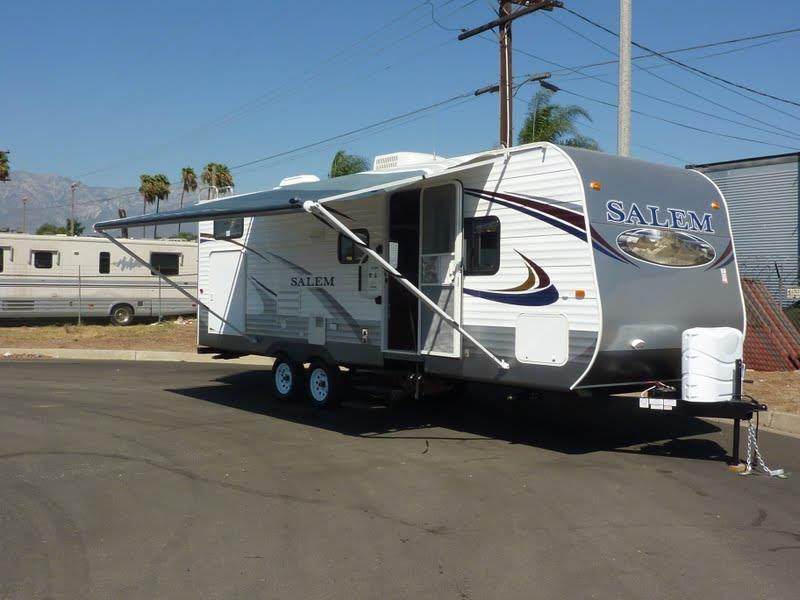 2015 BRAND NEW FOREST RIVER  SALEM T26TBUD BUNK HOUSE for sale by dealer