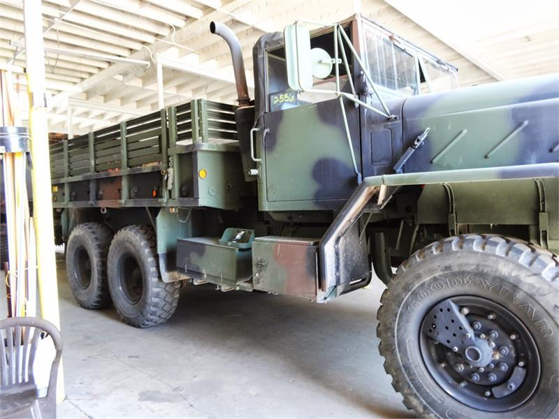 1991 Army Truck 6x6 Bmy Harsco For Sale In Ontario