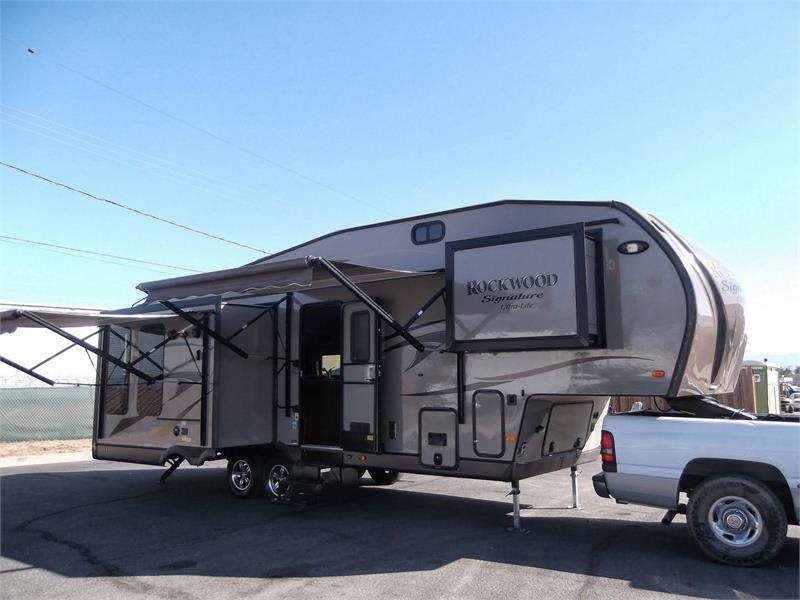 2015 BRAND NEW ROCKWOOD 8289WS for sale by dealer