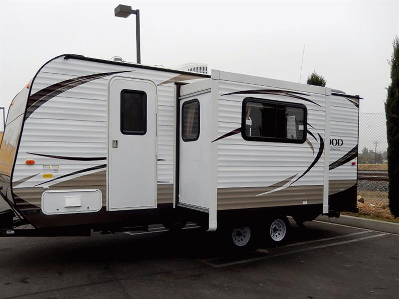 2015 WILDWOOD  21RBS   for sale by dealer