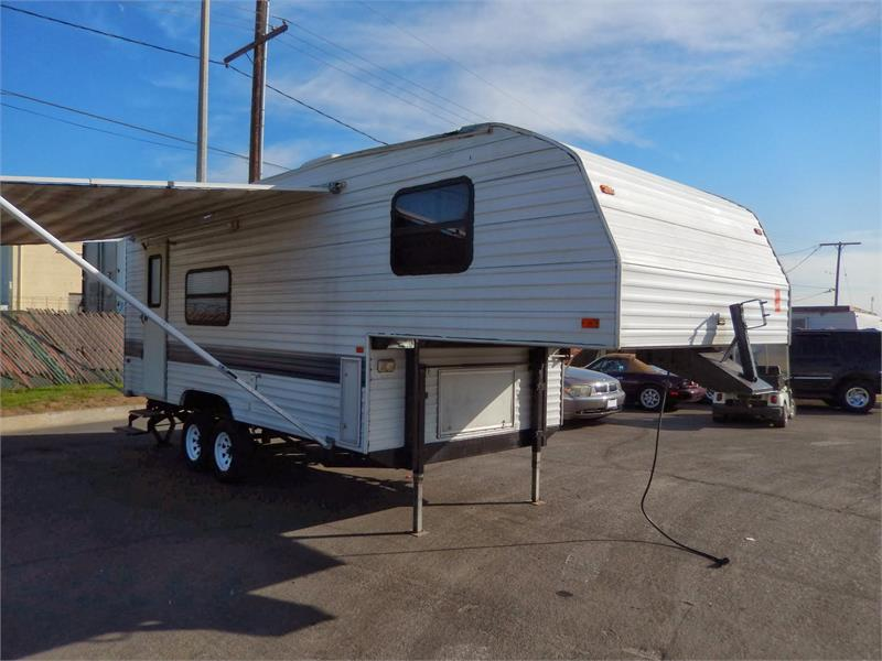 1997 FLEETWOOD 5TH WHEEL for sale by dealer