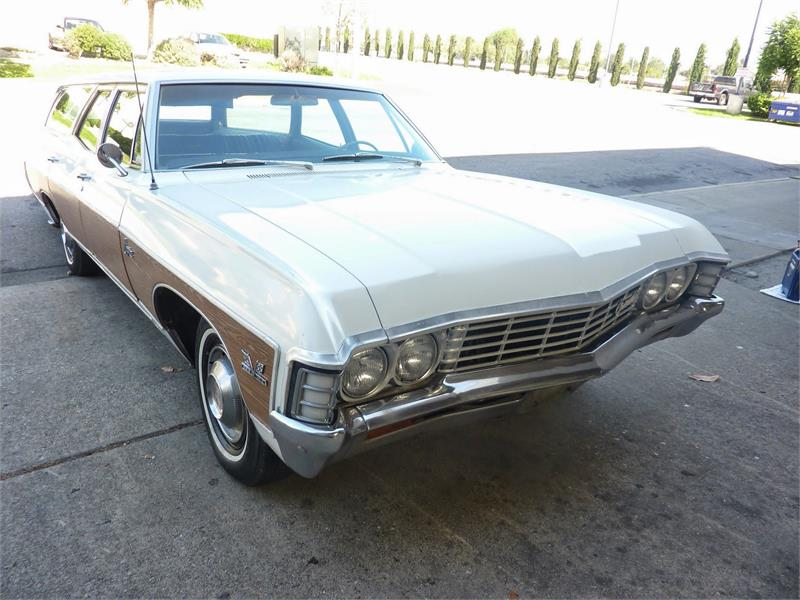 1967 chevrolet caprice wagon 396 for sale in ontario get connected publicscrutiny Choice Image