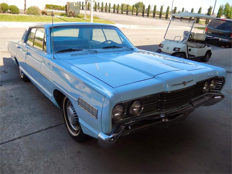 1967 MERCURY  MONTERREY for sale by dealer