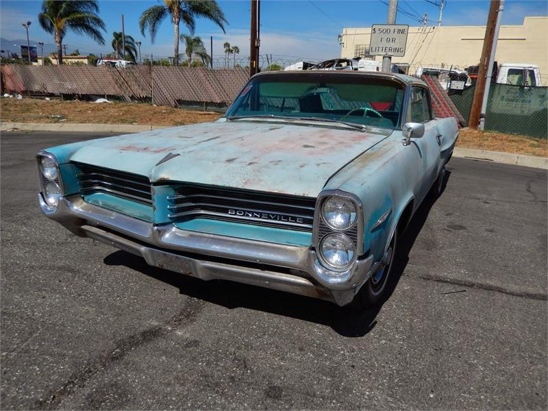 1964 PONTIAC BONNEVILLE for sale by dealer