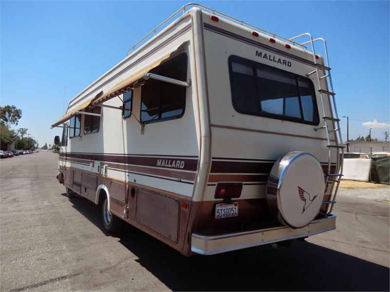 Luxury 1988 KOMFORT MOTORHOME For Sale In Ontario CA