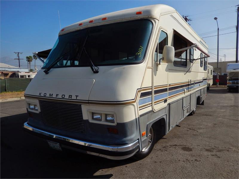 Elegant 1988 MALLARD MOTORHOME For Sale In Ontario CA