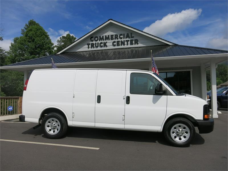 2012 chevrolet express g1500 cargo van for sale in fairview. Black Bedroom Furniture Sets. Home Design Ideas