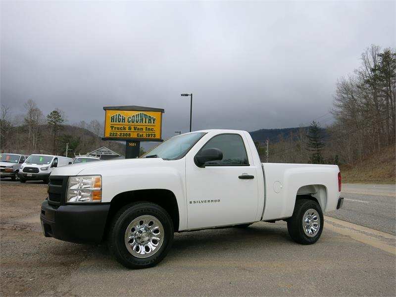 2009 CHEVROLET SILVERADO C1500 for sale by dealer