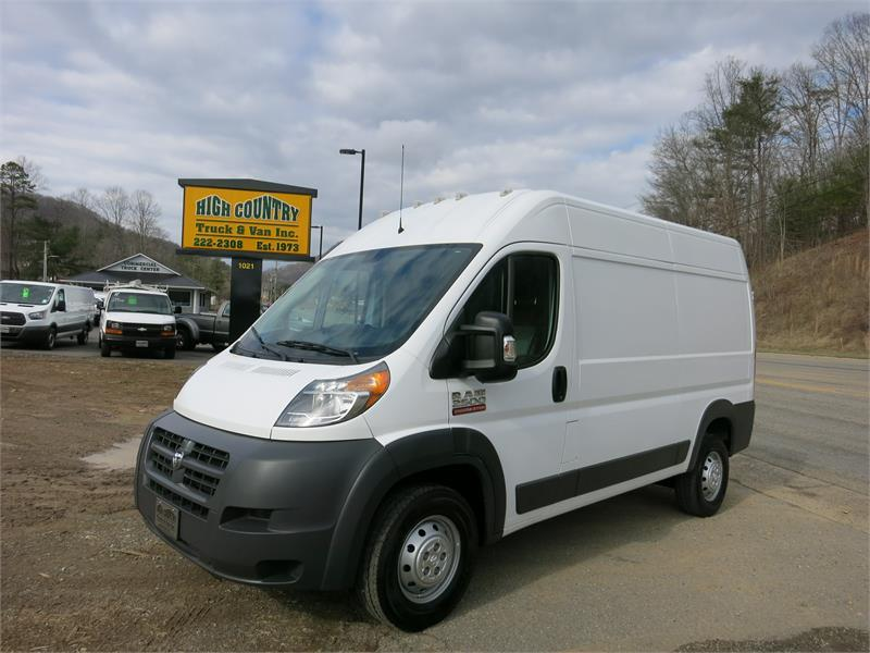 2016 ram promaster 2500 high roof cargo for sale in fairview. Black Bedroom Furniture Sets. Home Design Ideas