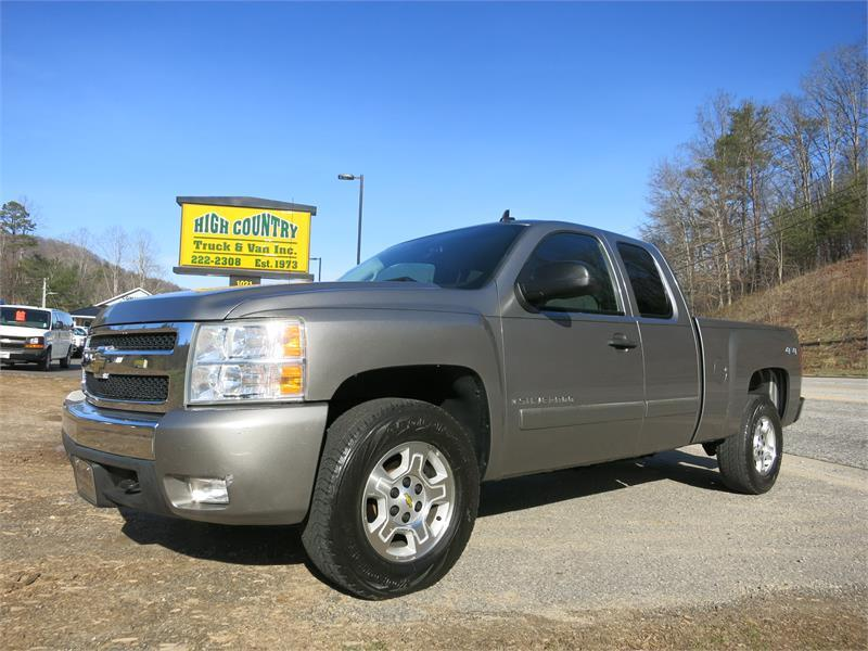 2008 CHEVROLET K1500 EXTCAB 4x4 for sale by dealer