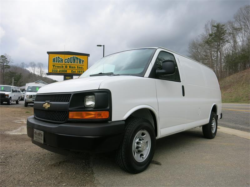 2015 CHEVROLET EXPRESS G2500 CARGO VAN for sale!