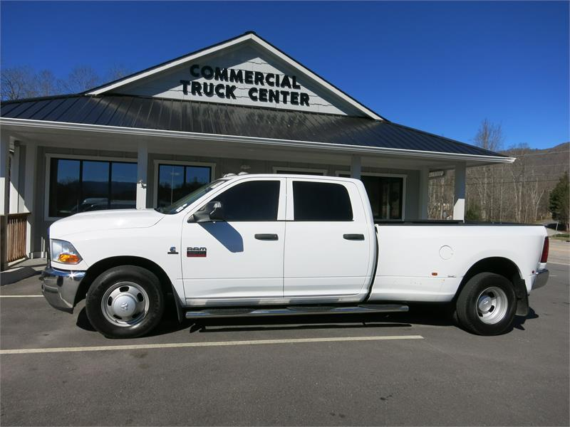 2012 RAM 3500 ST CREWCAB DUALLY for sale!