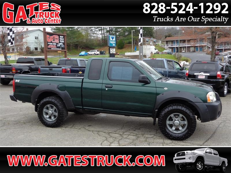 2002 Nissan Frontier King Cab 4WD V6 XE for sale by dealer