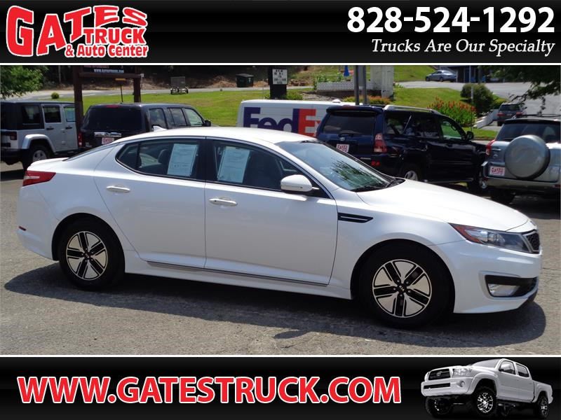 2011 Kia Optima Hybrid for sale by dealer