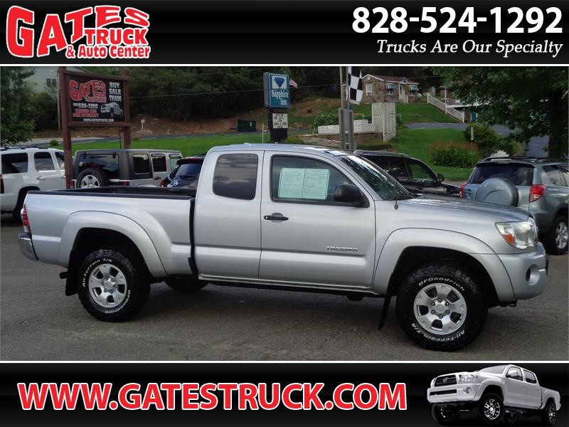 2009 Toyota Tacoma Access Cab 4WD SR5 for sale by dealer