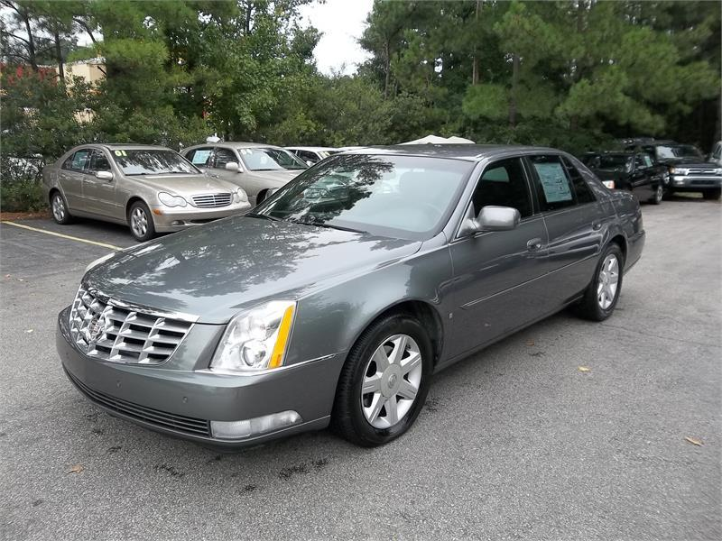 2006 CADILLAC DTS for sale by dealer
