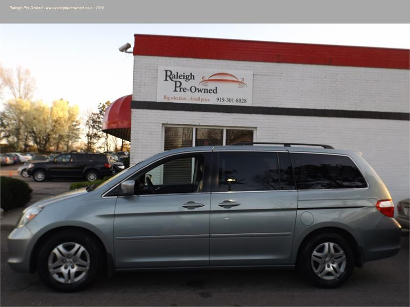 2005 honda odyssey exl for sale in raleigh for Raleigh honda dealers