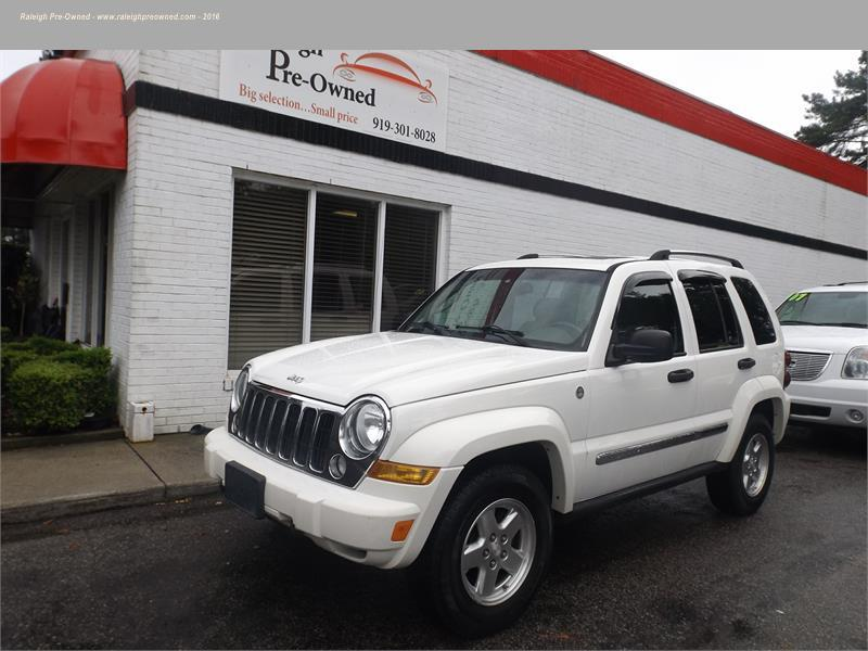 2005 jeep liberty limited diesel for sale in raleigh nc. Cars Review. Best American Auto & Cars Review