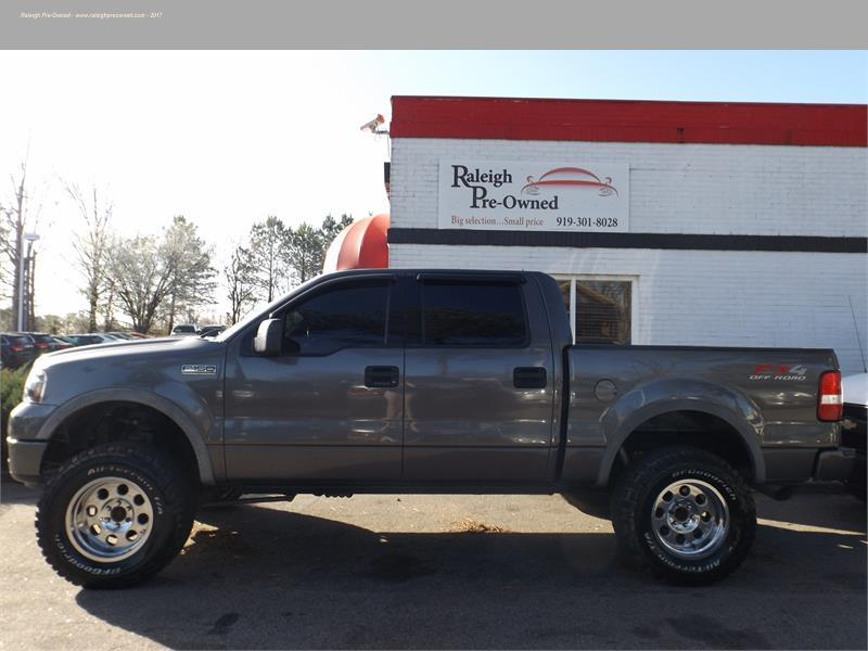 2004 FORD F150 FX4 for sale by dealer