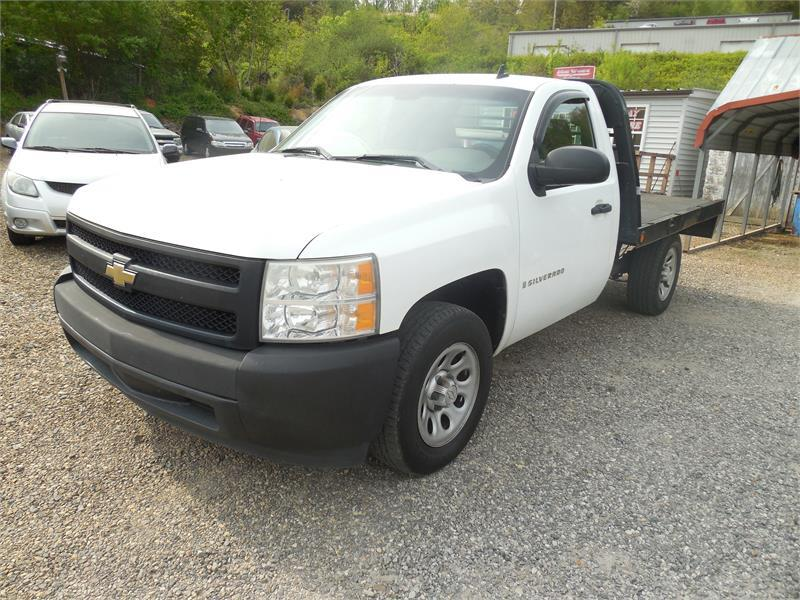 2007 CHEVROLET SILVERADO C1500 for sale by dealer