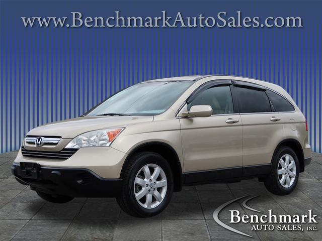 2008 Honda CR-V EX-L w/Navi for sale by dealer