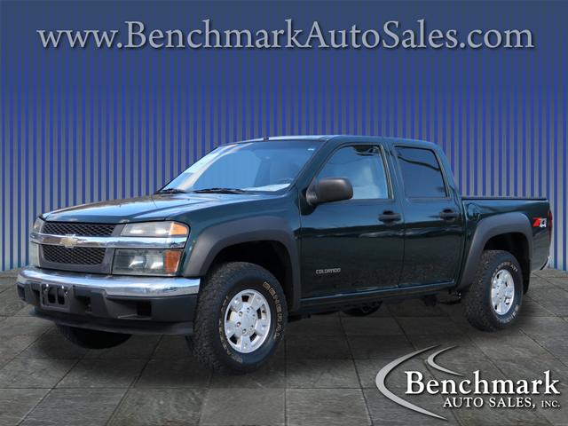 2005 Chevrolet Colorado Z71 LS for sale by dealer