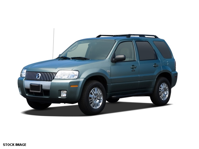 2007 Mercury Mariner Premier for sale by dealer